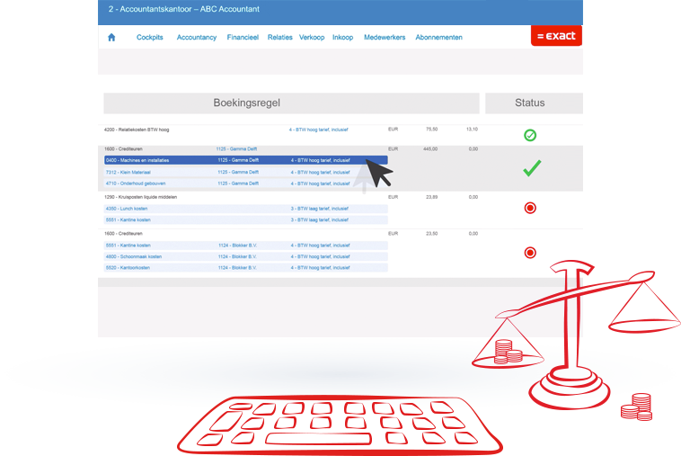 Further Streamline Your Rental Management With The Exact Online Integration
