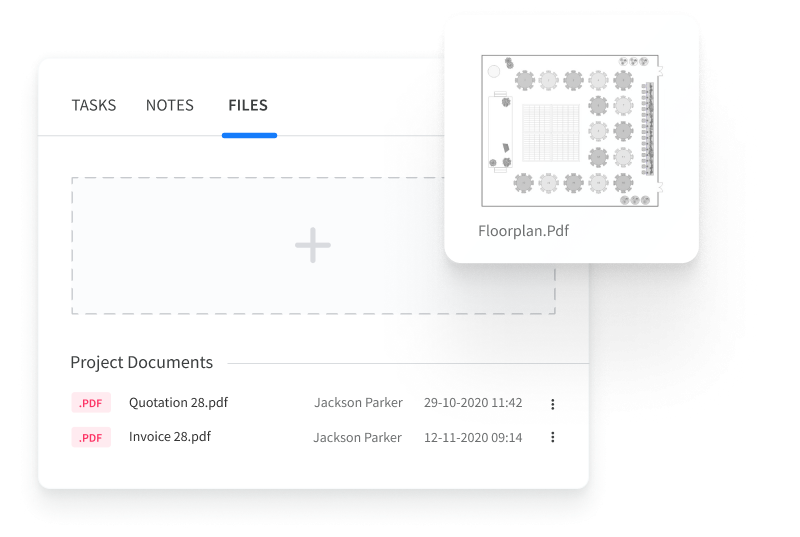 PM_Manage documents and files